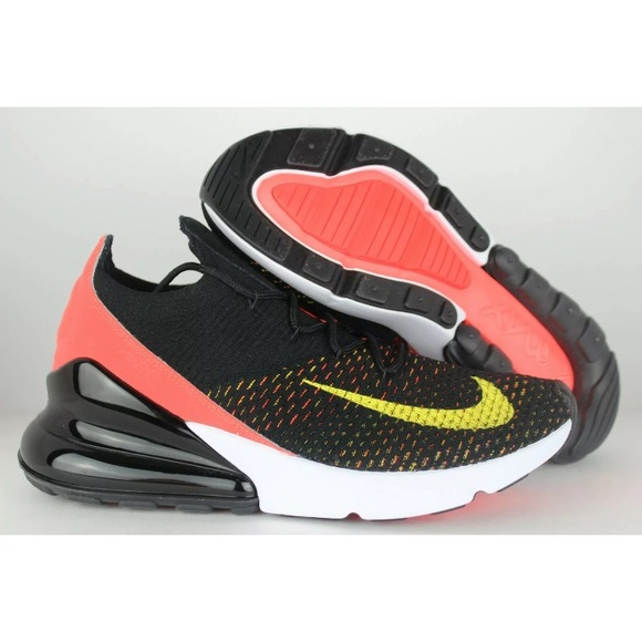 brand new ce6f4 3a4b0 NEW Nike Air Max 270 Flyknit Women's Size 8 NWT